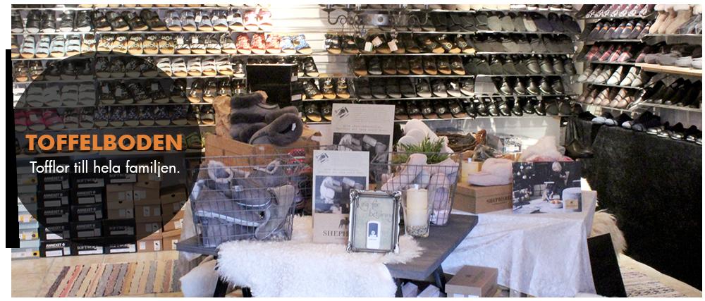 arne skor toffelboden